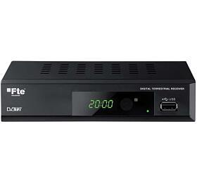 Set top box DVB-T2 FTE MAX T200HD kodek H.265 HEVC