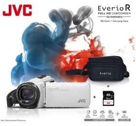 JVC GZ-R495WKIT FULL HD