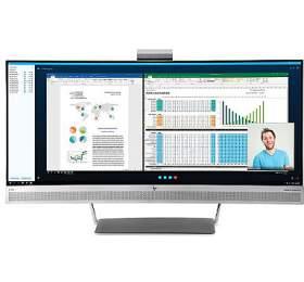 HP EliteDisplay S340c /34'' 3440x1440 VAwLED /300cd /3000:1 /6,1ms /HDMI, DP, USB3, USB-C /4x7W repro /3/3/0