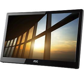 "AOC LCD I1601FWUX 15,6""/1920x1080/10ms/700:1/USB"