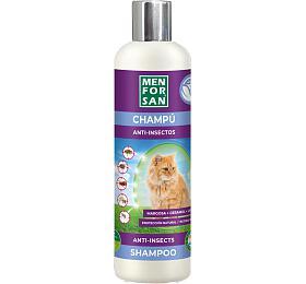 Menforsan antiparazitni šampon pro kočky s margózou 300ml