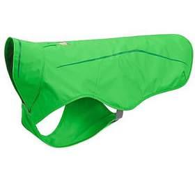 Ruffwear nepremokavá bunda pro psy, Sun Shower, zelená, velikost L