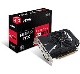 MSI Radeon RX 550 AERO ITX 4G OC