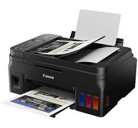 CANON PIXMA G4411 /A4 /print+scan+copy+fax/ 4800x1200/ 8ppm /WiFi/ USB/ ADF/ černá
