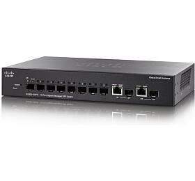 Cisco SG350-10SFP-K9-EU