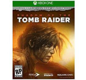 Shadow of the Tomb Raider - Croft Edition XONE