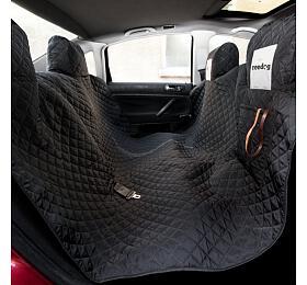 Reedog ochranný potah do auta pro psy - černý - M