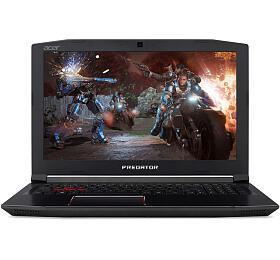 """Acer PREDATOR Helios 300 - 15,6""""/i7-8750H/8G/1TB+16OPT/GTX1060/144Hz/W10 černý"""