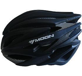 ACRA CSH98CRN-L černá cyklistická helma velikost L2018