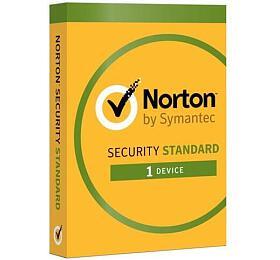 NORTON SECURITY STANDARD CZ1 uživatel na1 zařízení na2 roky