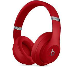 Beats Studio3 Wireless Headphones -Red