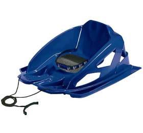 Bob plastový AlpenBambino AlpenGaudi, modrý