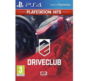 PS4 - DRIVECLUB HITS