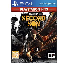 PS4 -InFamous Second Son HITS