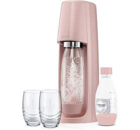 SodaStream Spirit růžová