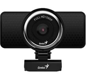 GENIUS webová kamera ECam 8000/ černá/ Full HD1080P/ USB2.0/ mikrofon