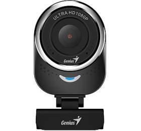 GENIUS webová kamera QCam 6000/ černá/ Full HD1080P/ USB2.0/ mikrofon
