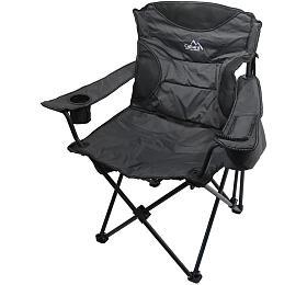 Židle kempingová skládací MERIT XXL 101cm, CATTARA