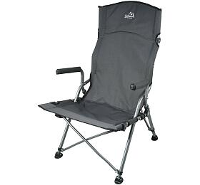 Židle kempingová skládací MERIT XXL 111cm, CATTARA
