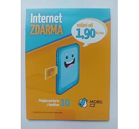 MOBIL.CZ internet zdarma na30 dní