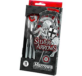 HARROWS STEEL SILVER ARROWS 18 g