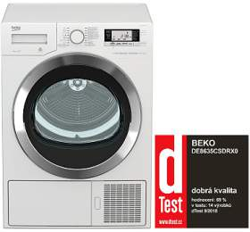 Beko DE8635 CSDRX0