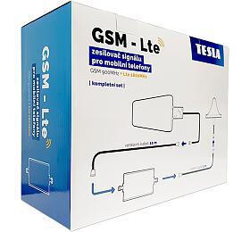TESLA GSM-LTE, zesilovač/opakovač GSM signálu, sada