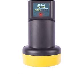 TESLA single LNB konvertor TL-100 sLTE filtrem