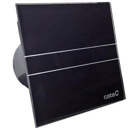 CATA e100 GBT sklo časovač černý