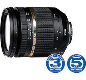 Tamron SPAF 17-50mm F/2.8 pro Nikon XRDi-II VCLD Asp., rozbaleno, rozbaleno