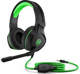 HP Pavilion Gaming 400 Headset, černo/zelená