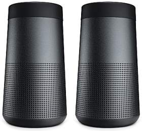 Bose SoundLink Revolve stereo black SET