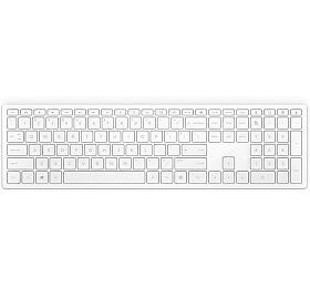 HP Bezdrátová klávesnice Pavilion 600 -bílá SK