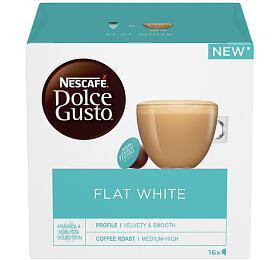 NESCAFÉ® Dolce Gusto® Flat White kávové kapsle 16ks