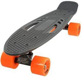 """Penny board 22"""" CITY šedo-oranžový Sulov"""