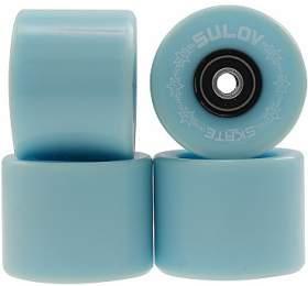 Kolečka Penny board PASTEL BLUE 60 x 45mm 85A Sulov