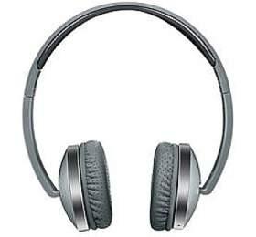 Canyon Bluetooth bezdrátová skládací sluchátka, bluetooth 4.2, šedé