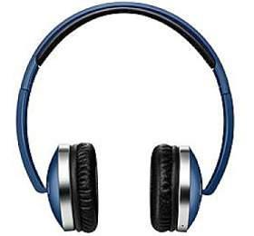 Canyon Bluetooth bezdrátová skládací sluchátka, bluetooth 4.2, modré