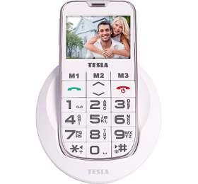 TESLA SimplePhone A50, bílá