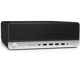 HP EliteDesk 705 G4 SFF/ Ryzen 5 Pro 2400G/ 8GB DDR4/ 256GB SSD/ Radeon RX Vega 11/ DVD-RW/ W10P+usb klávesnice a myš