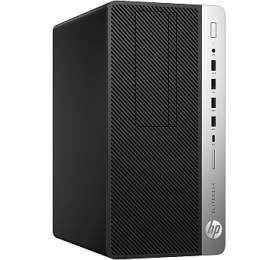 HP EliteDesk 705 G4 MT/ Ryzen 5 Pro 2400G/ 8GB DDR4/ 256GB SSD/ Radeon RX Vega 11/ DVD-RW/ W10P+usb klávesnice a myš