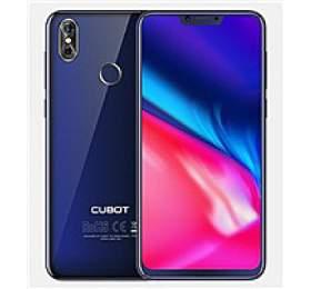 Cubot P20, Dual SIM, LTE, 64 GB, 4GB RAM, modrá