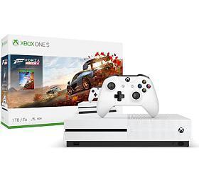 XBOX ONE S 1 TB + Forza Horizon 4 - NOVINKA 2.10.2018 - bonus Forza 7
