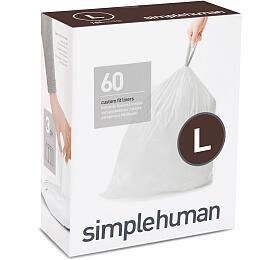 Simplehuman typ L,zatahovací, 3x 20ks