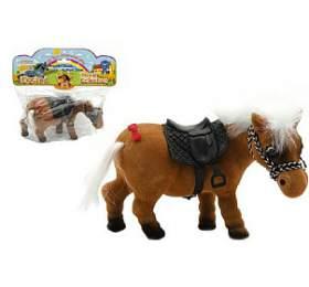 Kůň fliška poník 20cm vsáčku