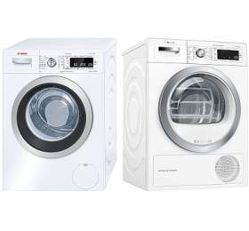 Bosch WAW32540EU + Sušička prádla Bosch WTW85590BY