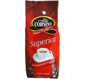 Káva Caffé Corsini SUPERIOR coffee beans 1000 gr