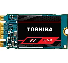 Toshiba RC100 PCIe M.2 a NVMe Solid State Drive