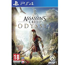 Ubisoft Assassins Creed Odyssey - PS4