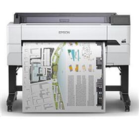 EPSON tiskárna ink SureColor SC-T5400, 4ink, A0, 2400x1200 dpi, USB 3.0, LAN, WIFI, Ethernet,